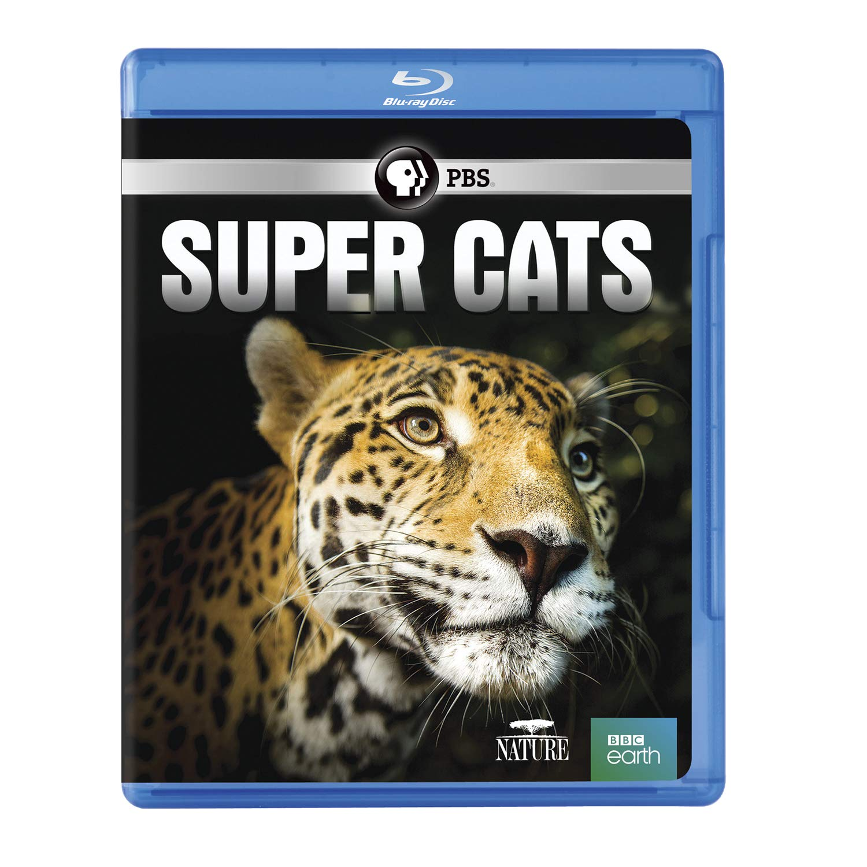 NATURE: Super Cats Blu-ray
