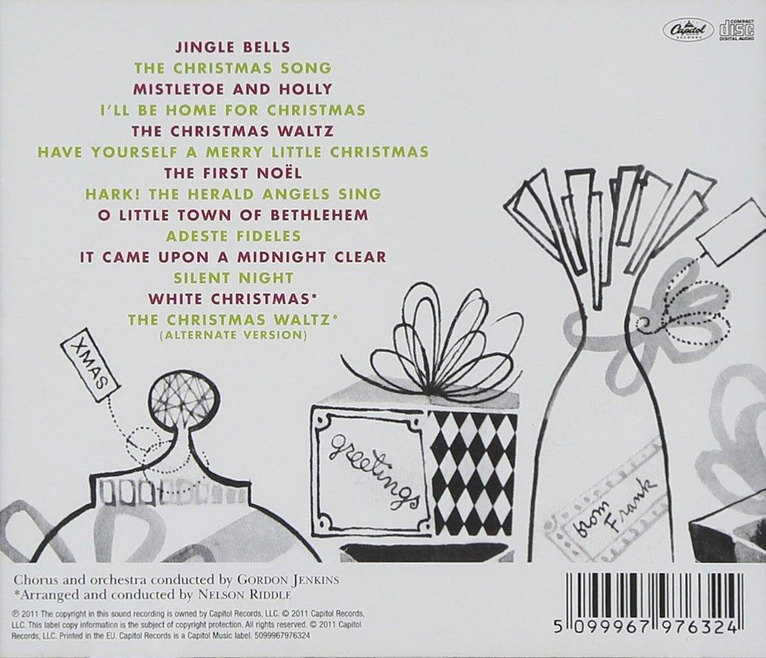 Frank Sinatra - A Jolly Christmas from Frank Sinatra - Amazon.com Music
