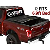 Gator Covers 2017-2018 Ford Super Duty F250 F350 6.9 FT. Bed GATOR Soft Tri-Fold Tonneau Truck Bed Cover (59315) Made in the USA