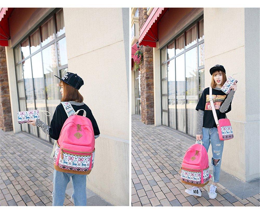 SJMMBB Freizeit Tasche Rucksack fashion Tasche für für für Schüler der Mittelstufe, schwarz, 45 X 16 X 30 CM. B07CTL2TRV Rucksackhandtaschen Zuverlässige Qualität b88591