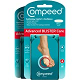 Compeed Advanced Blister Care Cushions 6 Count Small Pads (2 Pack)