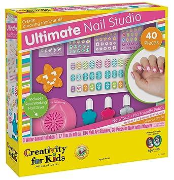 Buy girls ulitmate nail polish set and nail art kits girls love girls ulitmate nail polish set and nail art kits girls love this nail and prinsesfo Image collections