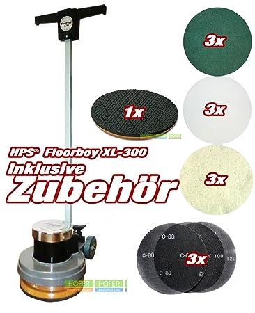 Floorboy Xl 300 hps floorboy xl 300 13teiliges sparset einscheibenmaschine