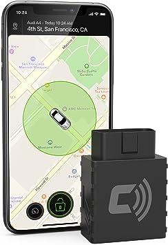 CARLOCK GPS ANTIRROBO – Localizador GPS coche con sistema de alarma – Dispositivo antirrobo coche + app – Rastreador