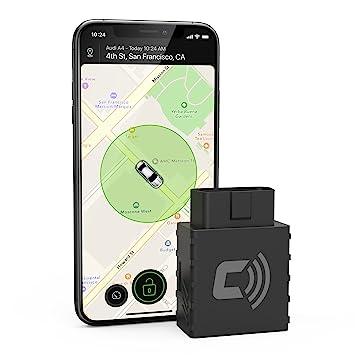 CARLOCK GPS ANTIRROBO – Localizador GPS coche con sistema de alarma – Dispositivo antirrobo coche + app – Rastreador GPS, sigue tu coche en tiempo ...