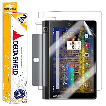 Amazon.com: DeltaShield Full Body Skin for Lenovo Yoga Tab 3 ...