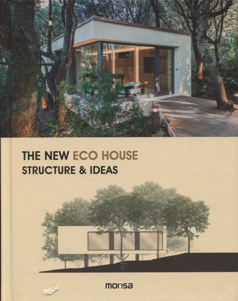 The New Eco House - structure & ideas: Amazon.es: Patricia Martínez: Libros