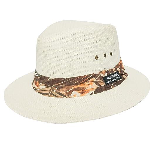 a5637261e Panama Jack Men's Matte Toyo Safari Sun Hat