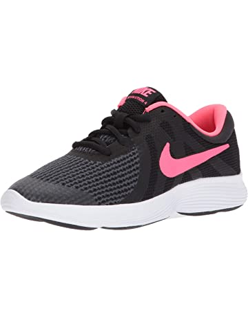 d5ea24370cc8 Nike Unisex Kids' Revolution 4 (Gs) Competition Running Shoes