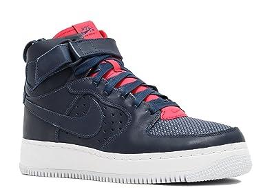 71a162269 Nike Air Force 1 Hi CMFT TC SP Sneaker Fashion Shoes Thunder Blue Thunder  Blue