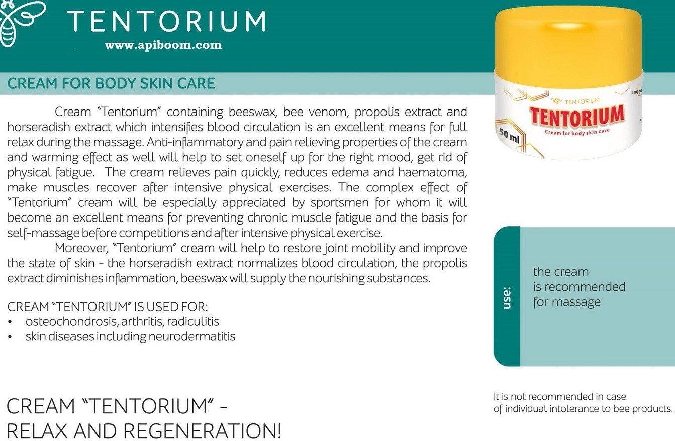 Tentorium: product reviews