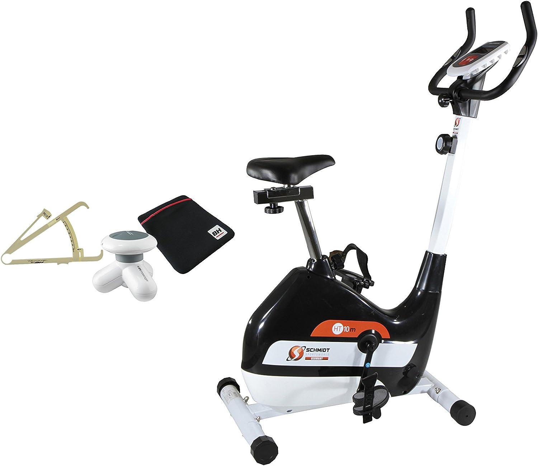 Schmidt by BH Bicicleta Estática Ht10M: Amazon.es: Deportes y aire ...
