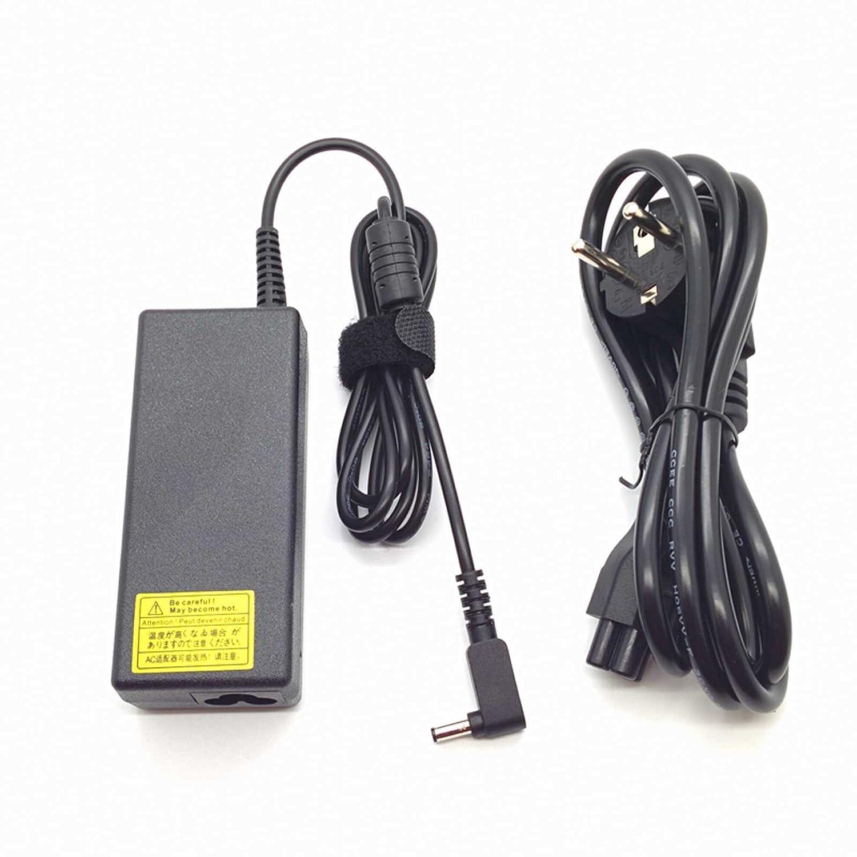 Adaptador Cargador Nuevo Compatible para Portátil ASUS Comp. 65w F541UV 19v 3,42a 4.0mm * 1.35mm // Protección contra Cortocircuitos, sobrecorriente y ...