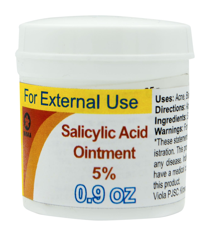 Salicylic-zinc ointment: description, indications 46