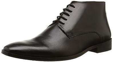 Lord, Desert Boots Homme, Noir, 43 EUCasanova