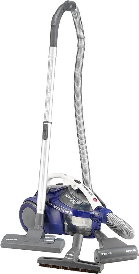 Hoover SPRINT EVO TSBE 2020 - Aspirador sin bolsa, potencia máxima 2000 W, especial para mascotas: Amazon.es: Hogar