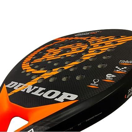 DUNLOP Pala pádel Revolution Carbon Pro 2.0 Orange Rugosa: Amazon.es: Deportes y aire libre
