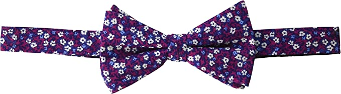 Pre-tied Bowtie Rooster Mens Spaced Floral