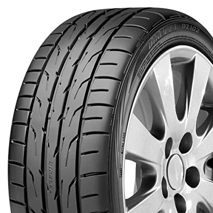 Dunlop Direzza Dz102 Review >> Dunlop Direzza Dz102 Summer Tire 205 45r17 88w Xl Amazon Ca