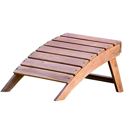 Awe Inspiring Plant Theatre Adirondack Folding Hardwood Footstool Caraccident5 Cool Chair Designs And Ideas Caraccident5Info