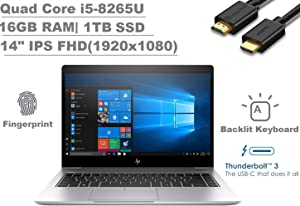 2020 HP EliteBook 840 G6 14