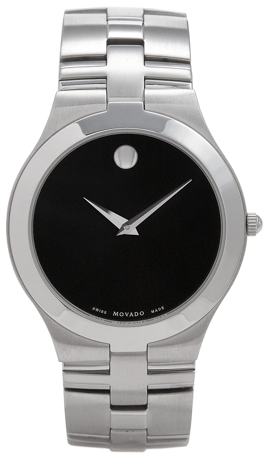 f230632c796514 Amazon.com: Movado Men's 605023 Juro Stainless-Steel Watch: Movado: Watches