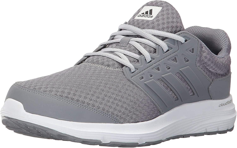 Banco de iglesia Validación Arancel  Amazon.com | adidas Men's Galaxy 3 m Running Shoe | Road Running