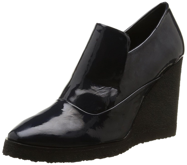 Castañer Violet-Patent Leather - Zapatos para Mujer 41 EU|Dark Blue