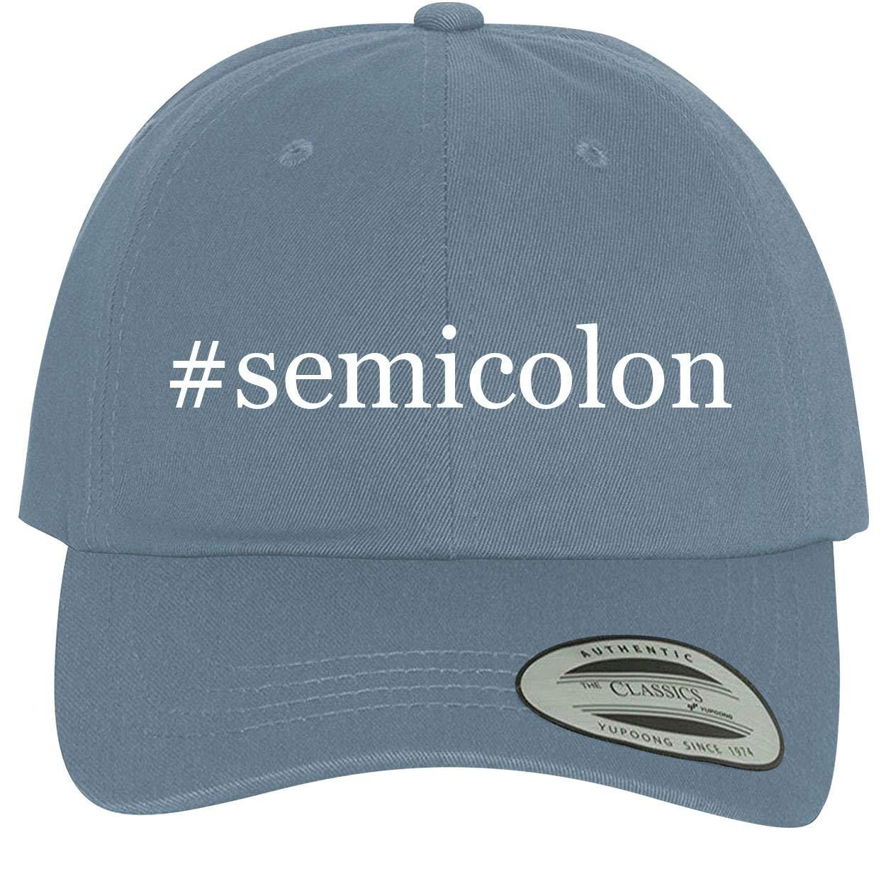 Comfortable Dad Hat Baseball Cap BH Cool Designs #Semicolon