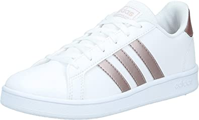prezzo più basso con accaparramento come merce rara vera qualità Amazon.com | adidas Kids Shoes School Fashion Inspired Retro Grand ...