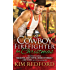 A Cowboy Firefighter for Christmas (Smokin' Hot Cowboys Book 1)