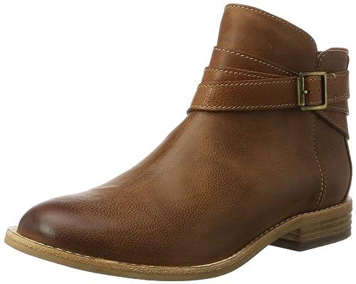 Clarks Maypearl Edie, Botas Chelsea para Mujer: Amazon.es: Zapatos y complementos