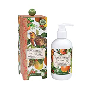 Michel Design Works Lotion, In a Pear Tree