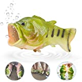 Fish Slippers, Unisex Funny Animal Slippers Beach Fish Sandals Bathroom Slippers Beach Pool Shoes Shower Flip Flops Shoes