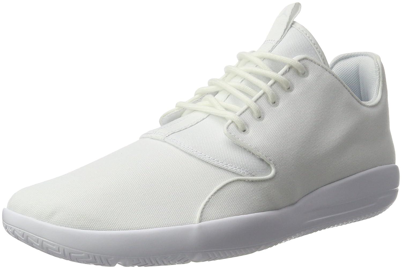 Nike Herren Jordan Eclipse Basketballschuhe, Bianco  44.5 EU|Wei? (Bianco)