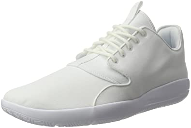 big sale 7fb82 458ce Nike Jordan Eclipse, Chaussures de Basketball Homme, Blanc (Bianco), 40.5 EU