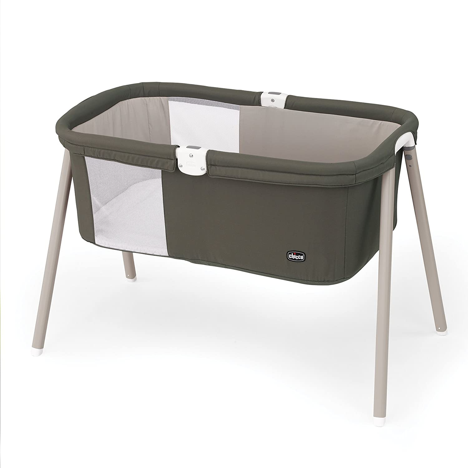 Chicco Lullago Portable Bassinet, Chestnut 7904454