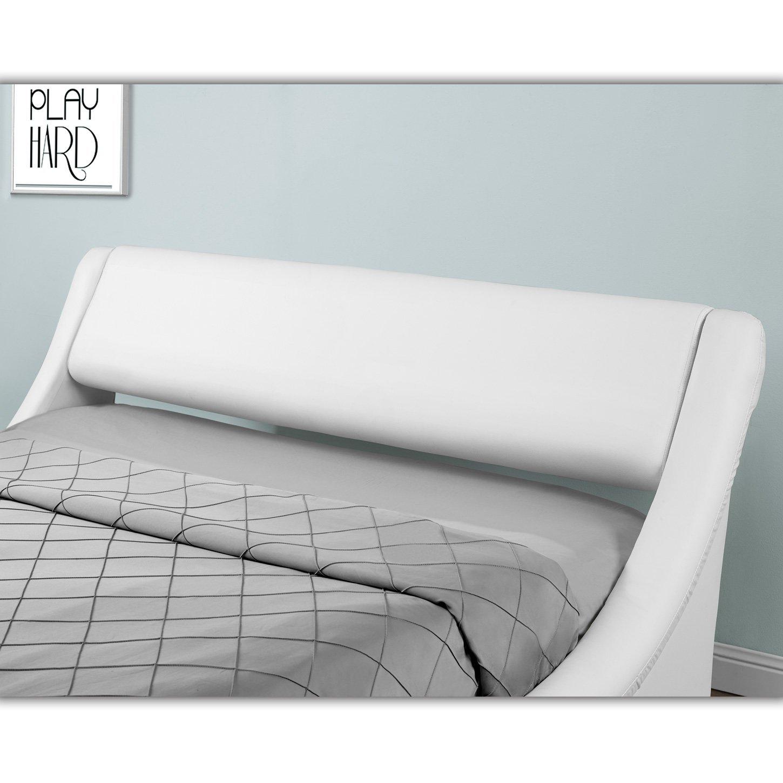 Atemberaubend Doppelbett Rahmenschienen Fotos - Rahmen Ideen ...