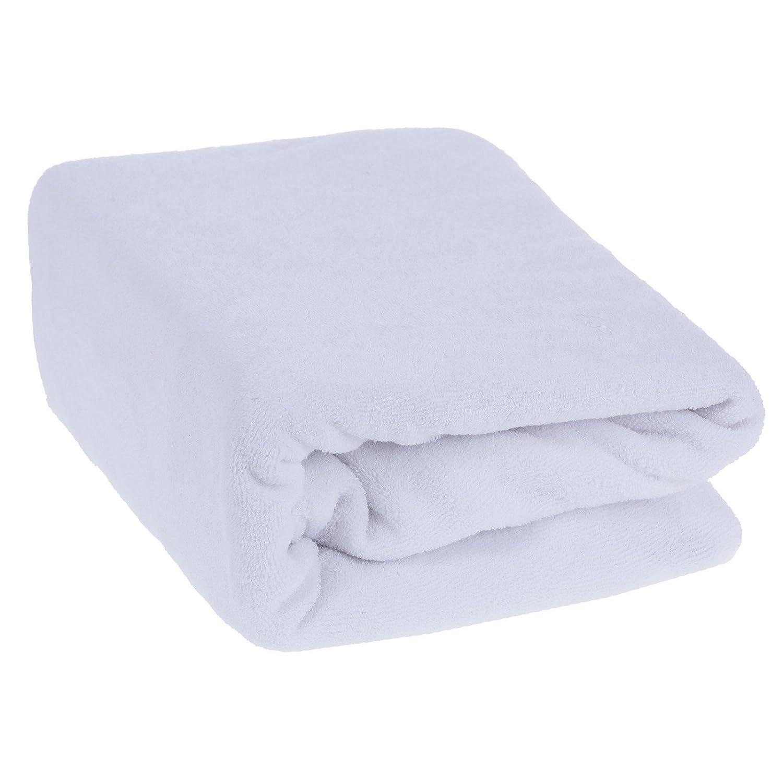 BABY SPANNBETTLAKEN 120x60 Frottee Frotte Spannbetttuch Betttuch Bettlaken Bezug