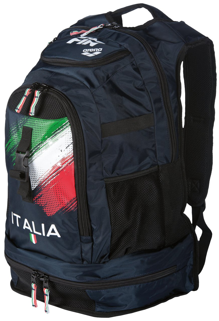 arena Fastpack 2.1 Fin Italia Bolsa, Azul Marino, Talla ...
