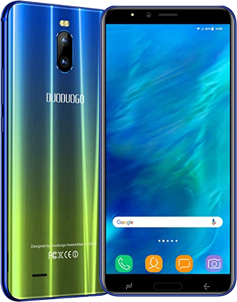 Moviles Libres 4G, S9+(2020) Android 9.0 3GB RAM+ 16GB ROM/128GB ...