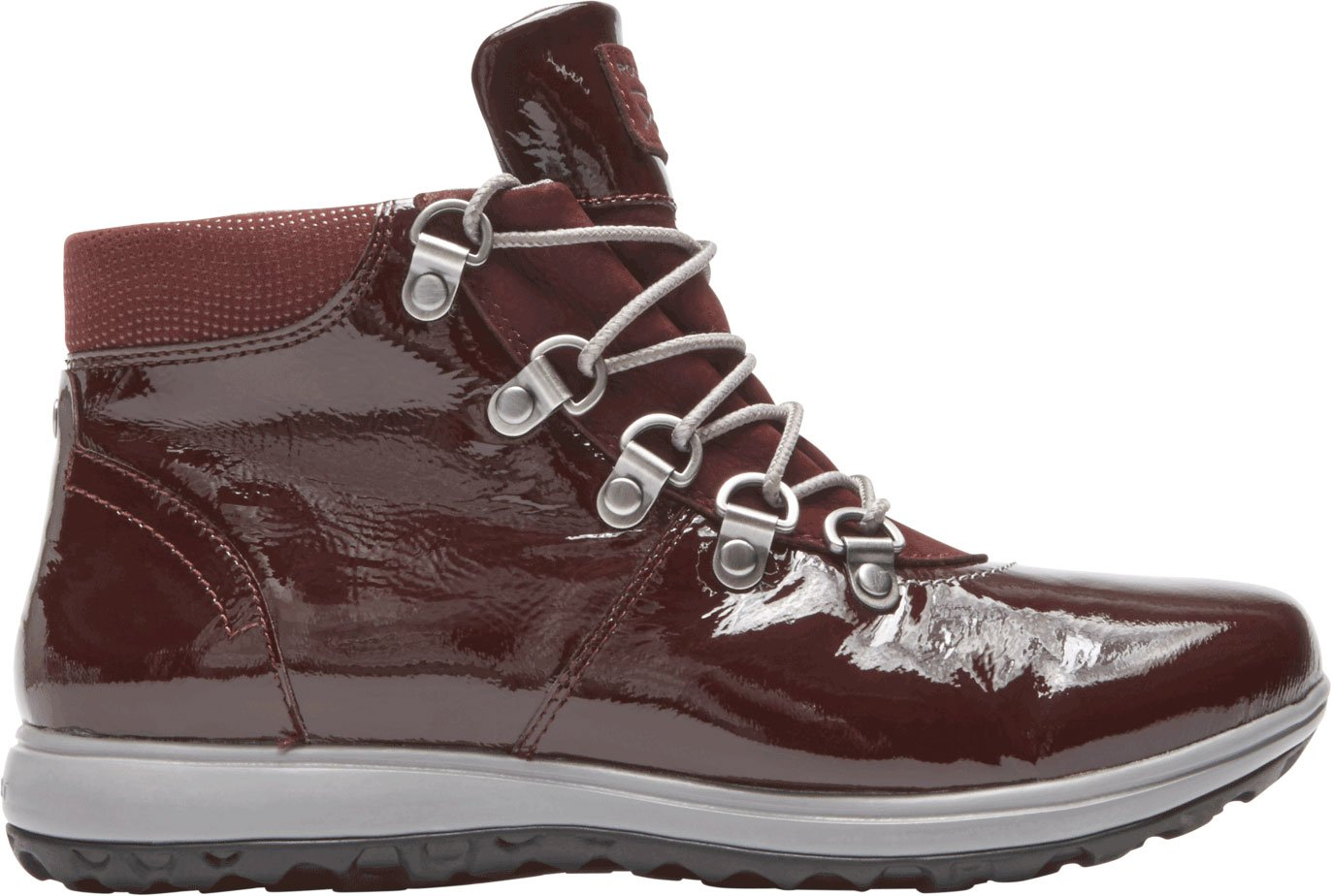 Rockport Snow Women's XCS Britt Alpine Snow Rockport Boot B01N6YEYWF 10 W US|Merlot 20926b