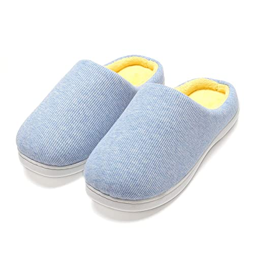 Zapatillas de casa de Mujer, Ultraligero cómodo y Antideslizante, Zapatilla de Estar por casa para Mujer: Amazon.es: Zapatos y complementos