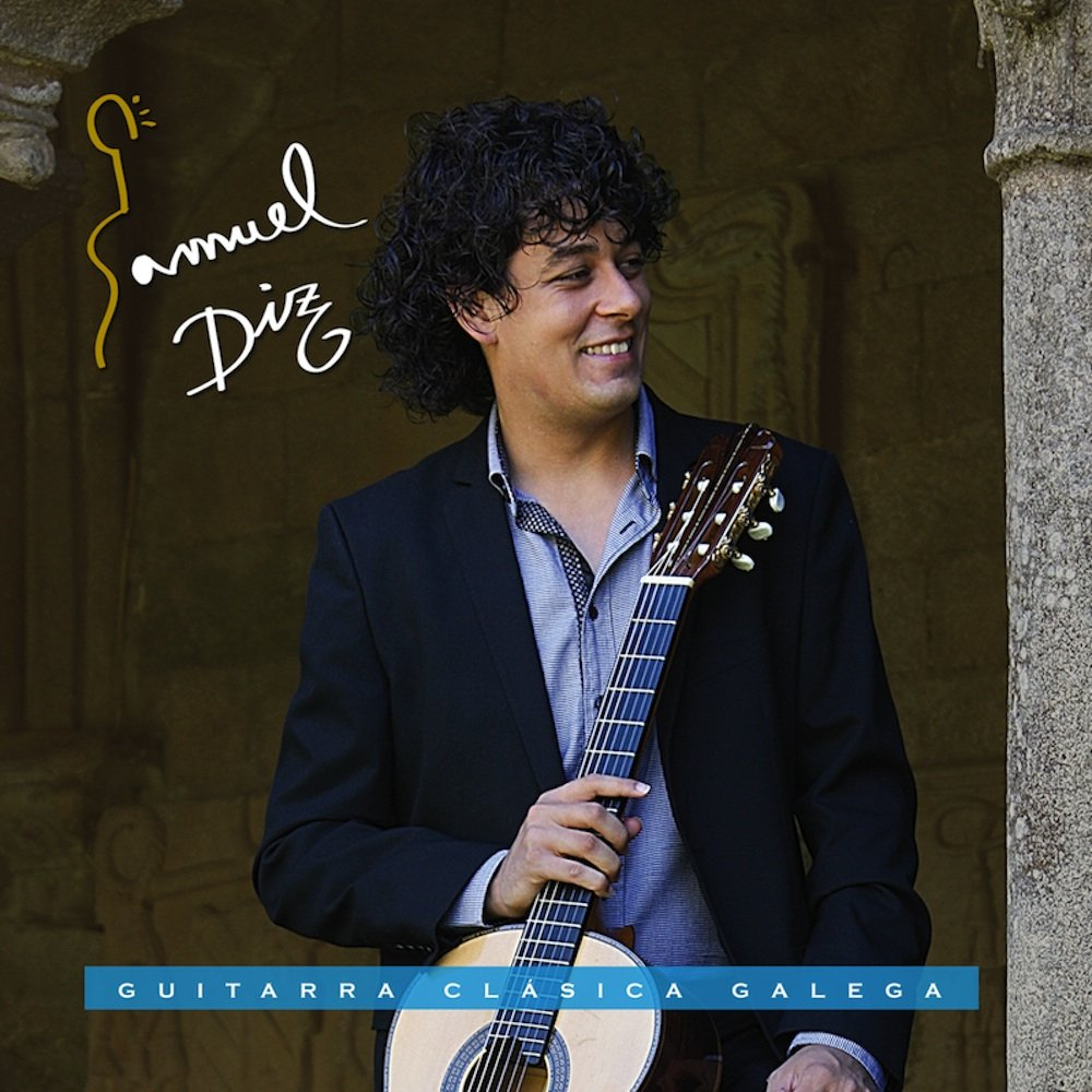 Guitarra clásica galega: Samuel Diz: Amazon.es: Música