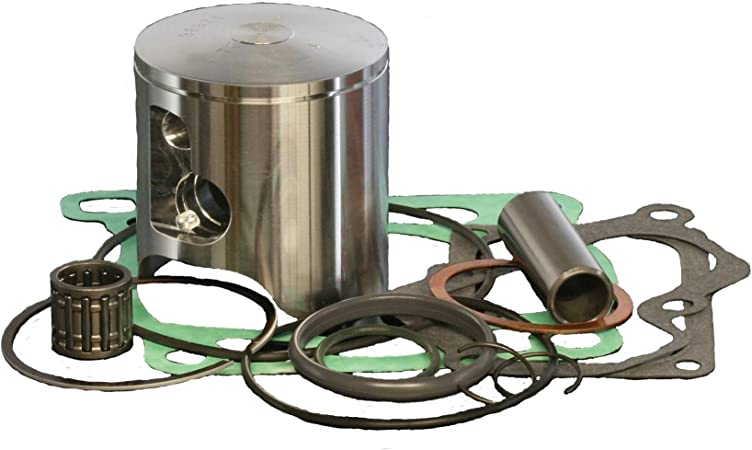 Wiseco PK1209 50.00 mm 2-Stroke Motorcycle Piston Kit with Top-End Gasket Kit