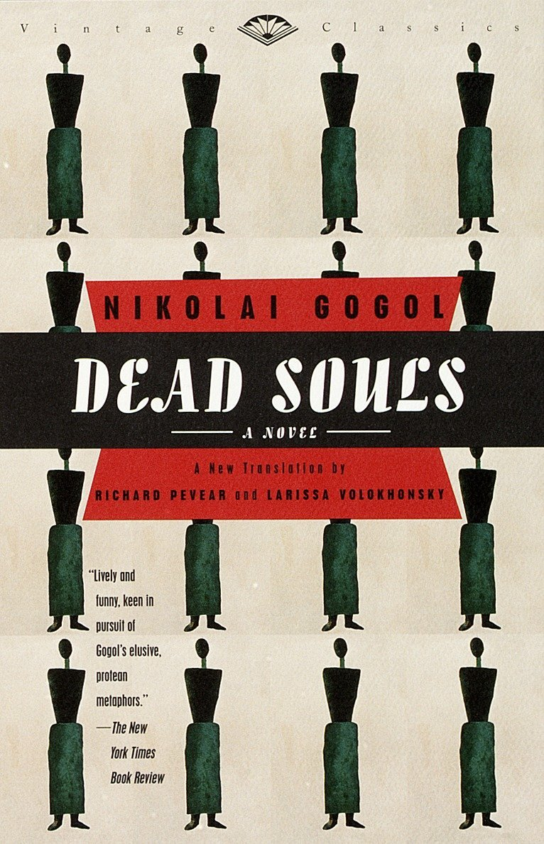 Dead Souls Paperback March 25 1997