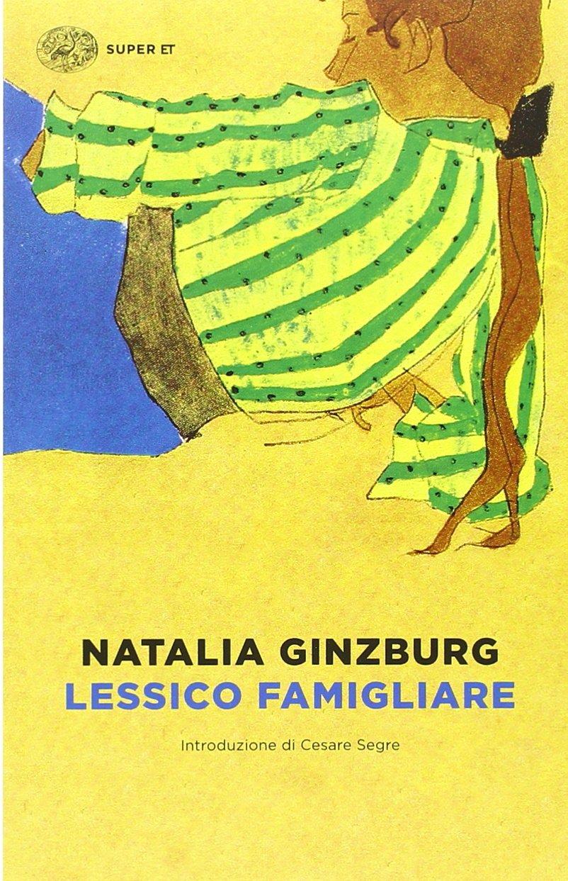 Image result for lessico famigliare