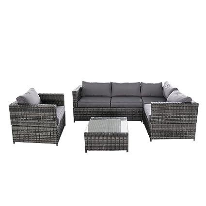 Fantastic Amazon Com Magari Furniture Sj 15125 Complete 4 Piece Pe Home Interior And Landscaping Ologienasavecom