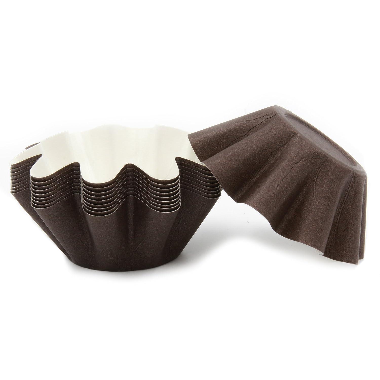 Etoile Cup Cake 10 puntas necesidad de realizar un molde para Brioche? Etoile es el derecho fácil de uso libre de pie, también apto para creme caramel.