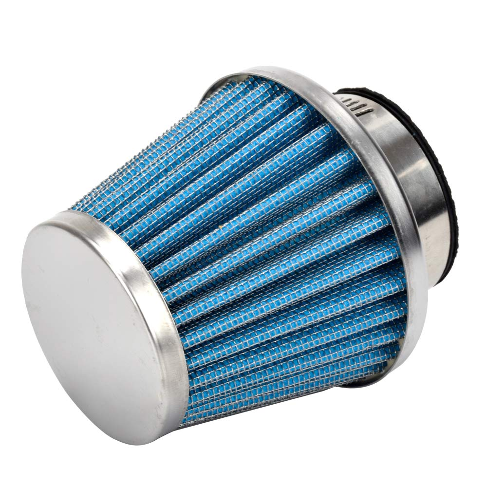 39mm Air Filter for Gy6 Moped Scooter Atv Dirt Bike Go Kart Motorcycle SSR CRF KLX 50cc 110cc 70cc 125cc 150cc 200cc Parts